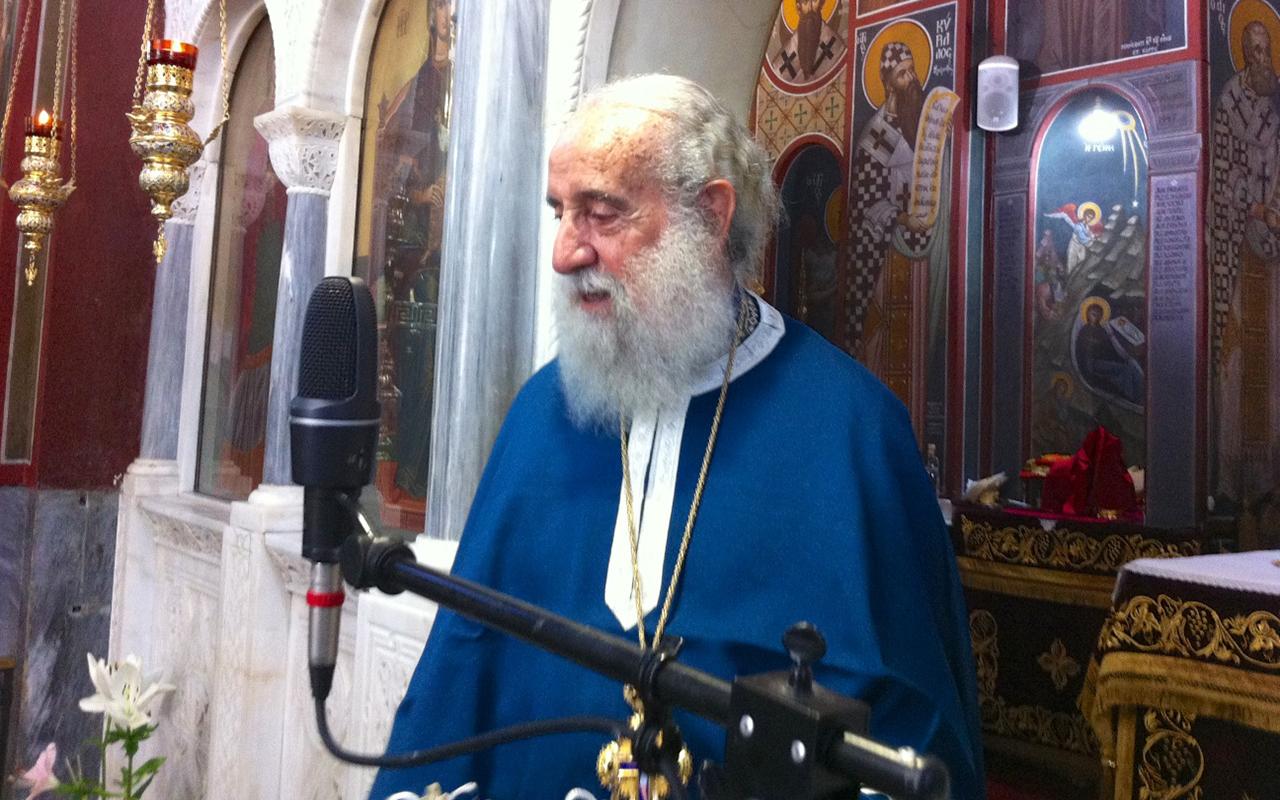 Ομιλίες-κηρύγματα του πρωτοπρεσβυτέρου π. Αποστόλου Θεολόγου